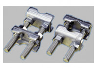 Set of universal spring clamps (for 1 spring)