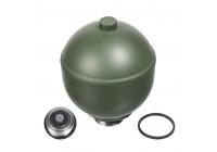 Suspension Sphere, pneumatic suspension