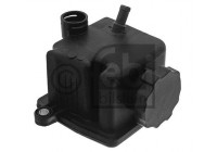 Expansion Tank, power steering hydraulic oil