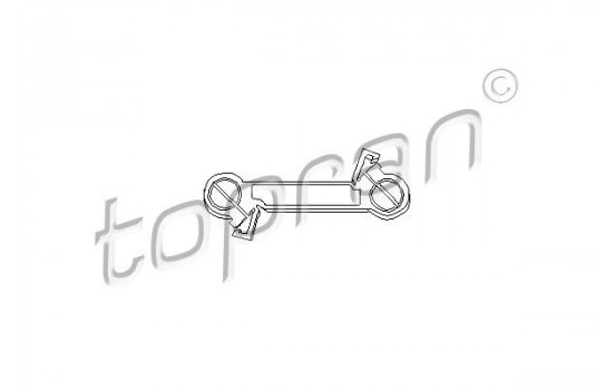 Selector-/Shift Rod