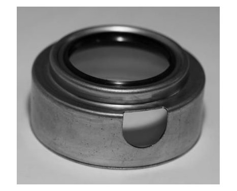 Shaft Seal, wheel hub, Image 2
