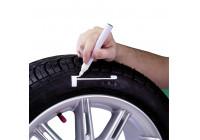 tyre stick 'tyre-Marker' - White