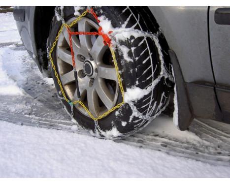 Snow chains 9 mm KNN-90, Image 5