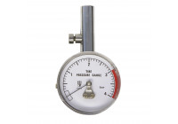 Tyre pressure gauge professional