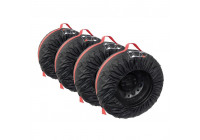 Tyre cover, 4 pieces