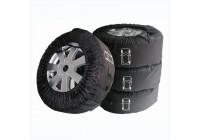 Tyre covers Profi set of 4 XL