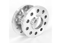 Spacers Aluminum 14mm 110/5 + 108/5 hub hole 65,1