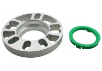 TPI Universal wheel spacer set 12mm - 4/5 holes - 73.1mm-> 73.1mm (24mm / axle)