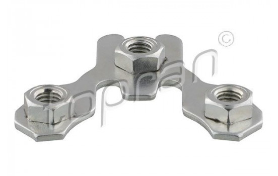 Securing Plate, ball joint