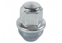 Wheel Nut 49072 FEBI