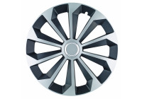 Wheel Trim Fame Ring Mix 16 inch Hub Cap set of 4