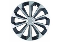 Wheel Trim Hub Caps set of 4 Fame Ring Mix 14inch