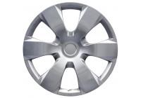 Wheel Trim Hub Caps set of 4Montana 16-inch gun-metal