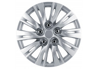 Wheel Trim Ohio 14-inch silver Hub Cap set of 4