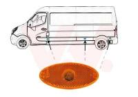 Lumière de stationnement 4388975 Van Wezel