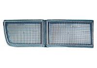 Enjoliveur, projecteur antibrouillard 12-1601-01-6 TYC