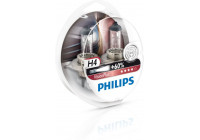 Philips 12342VPS2 H4 VisionPlus 55W 12V - 2 pièces