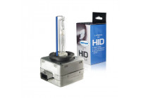HID-Xenon ampoule D3S 5000K 25% UP + E-mark, 1 pièce