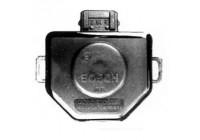 Sensor, gaspedalläge