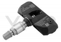 Hjulsensor, däcktryckskontrollsystem