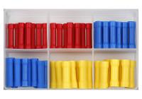 Doorverbinders sortiment 100 bitar
