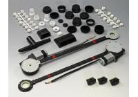 Universal Fönster Kit 2-dörrar LL202