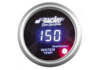 Simoni Racing Digital Instrument - Vattentemperatur 40-120gr. - 52mm