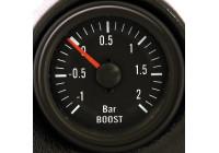 Svart Performance Instrument Boost 2,0> 1 bar 52mm