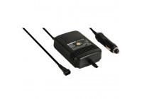 Byta spänningsomvandlare för bilen 2000mA - 1.5-12v / 12-24VDC i