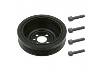 Belt Pulley, crankshaft ProKit