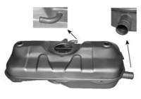 Fuel Tank 1601081 Van Wezel