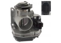 Throttle body 100795 FEBI