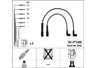 Ignition Cable Kit RC-FT1208 NGK