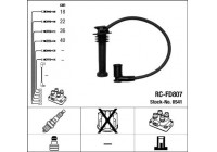 Ignition Cable Kit RC-FD807 NGK