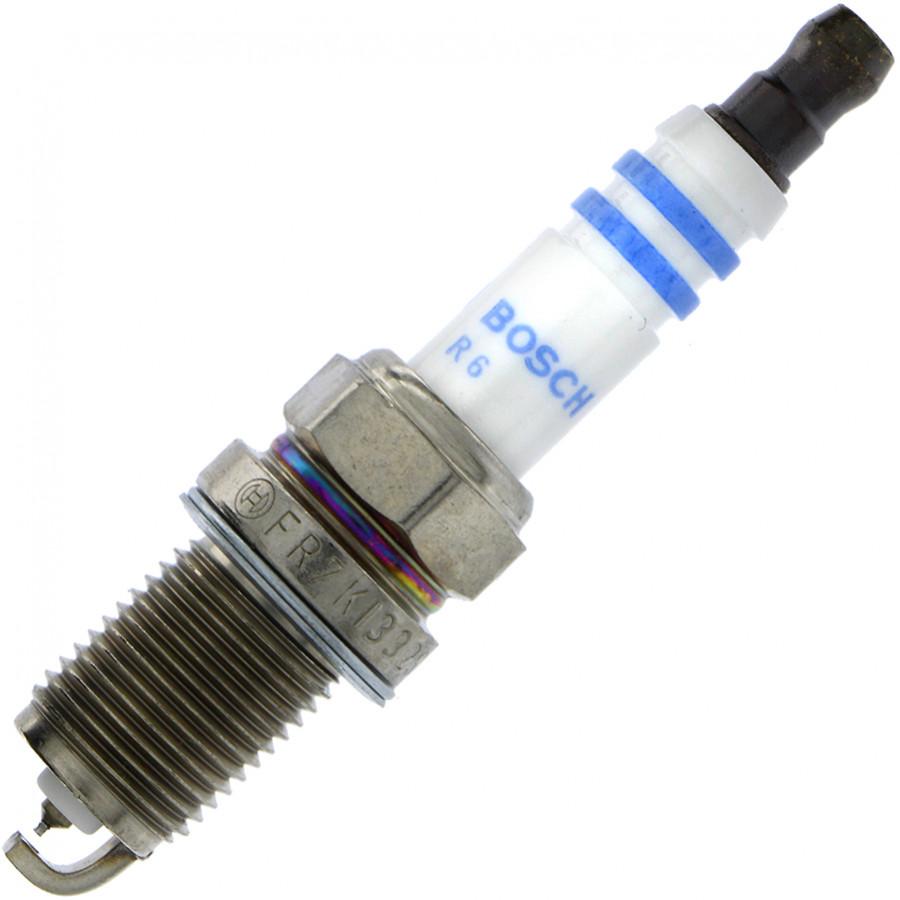 For Mercedes R230 W220 CL600 Maybach Set of 12 Spark Plugs Bosch Iridium