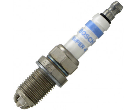 Spark Plug Super 4 FR 78 X Bosch   Winparts co uk - Spark plugs