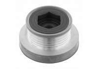 Alternator Freewheel Clutch 26458 FEBI