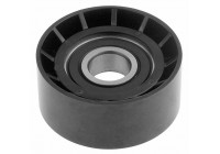 Deflection/Guide Pulley, v-ribbed belt 21033 FEBI
