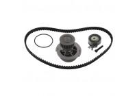 Water Pump & Timing Belt Set 32717 FEBI