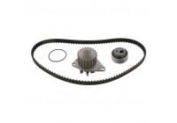 Water Pump & Timing Belt Set 34635 FEBI