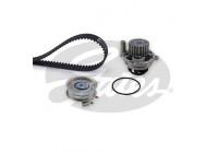 Water Pump & Timing Belt Set PowerGrip® KP15489XS-1 Gates