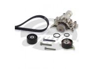 Water Pump & Timing Belt Set PowerGrip® KP15528XS Gates
