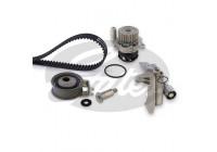 Water Pump & Timing Belt Set PowerGrip® KP25491XS Gates