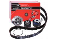 Water Pump & Timing Belt Set PowerGrip® KP25581XS Gates