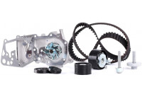 Water Pump & Timing Belt Set PowerGrip® KP35501XS Gates