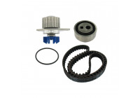 Water Pump & Timing Belt Set VKMC 03110-1 SKF