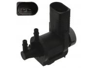 Pressure Converter, exhaust control 45698 FEBI