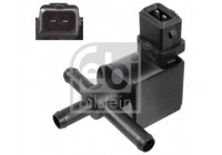 Pressure Converter, exhaust control febi Plus 107865