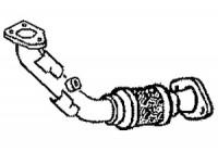 Exhaust Pipe FT1091 Veneporte