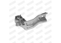 Holder, exhaust system
